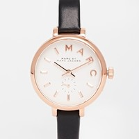 Marc By Marc Jacobs MBM1352 Black Sally Watch