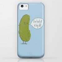 Big Dill iPhone & iPod Case by Phil Jones