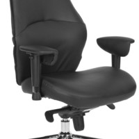 Irving Desk Chair Black