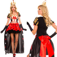 Cosplay Anime Cosplay Apparel Holloween Costume [9220883524]