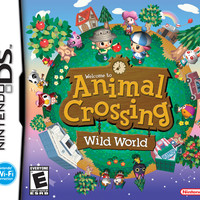 Animal Crossing Wild World - Nintendo DS (Game Only)