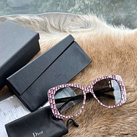 Dior Popular Womens Mens Fashion Shades Eyeglasses Glasses Sunglasses