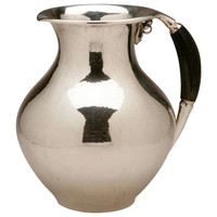 Georg Jensen Extra Large Water Pitcher, no. 385D