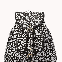 Crazy Hearts Backpack