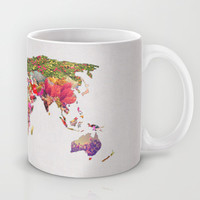 It's your world Mug by Bianca Green
