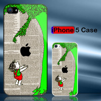 The Giving Tree IPhone 5 Case on Luulla