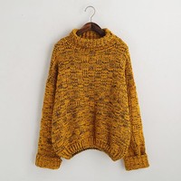 Autumn Women Long Sleeve Loose Cardigan Knitted Pullover Casual Sweater Jumper Knitwear Top Outerwear Coat [8940808199]