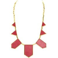 House of Harlow 1960 Jewelry Classic Station Necklace