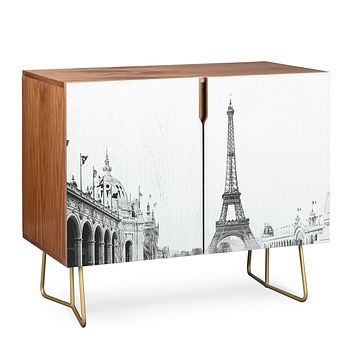 Bianca Green VINTAGE PARIS AROUND 1900 Credenza