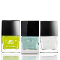butter LONDON: Fab Exclusive Spring Set