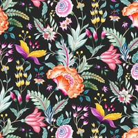 'Chintz' Wall Tapestry by PINKLINEN