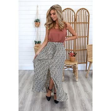 From A Song Maxi Skirt