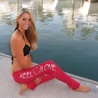 Reel love fishing pants