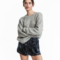 Loose-knit Sweater - from H&M
