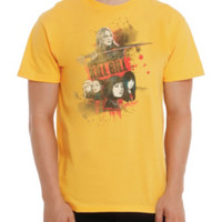 Kill Bill Female Characters T-Shirt
