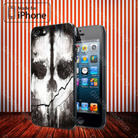 Call Of Duty Ghost IPhone 4 / 4S, IPhone 5 / 5S / 5C, Samsung Galaxy S3 / S4 Case