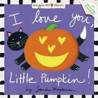 I Love You, Little Pumpkin! (Padded Cloth Covers with Lift-the-Flaps)