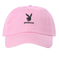 PLAYBOY CAP / LIGHT PINK