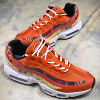 Nike Air Max 95 Dw Dave White 872640 200 #2 Sport Running Shoes - Best Online Sale