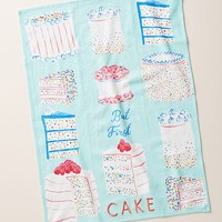 But First, Cake Dish Towel