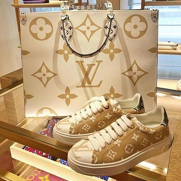 【Louis Vuitton】LV Fashion casual slippers