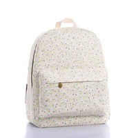 Stylish Back To School Casual Comfort On Sale Hot Deal College Summer Canvas Backpack [8097971783]