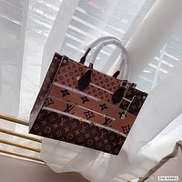 lv louis vuitton womens tote bag handbag shopping leather tote crossbody satchel 74