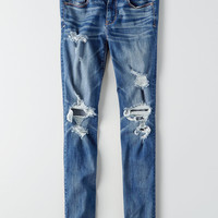 AEO Denim X Skinny Jean, Antique Waves