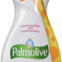Palmolive Ultra Baby Bottles, Toy and Dish Wash Liquid, 25 ounce (3 pack)