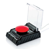 Big Red Button - USB Powered Rage Relief Device