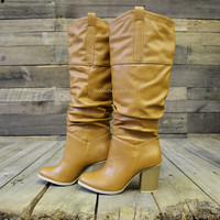 Mossy Acres Chesnut Boots