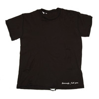 SERIOUSLY, FUCK YOU DISTRESSED TEE