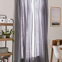 4040 Locust Cotton Slub Curtain