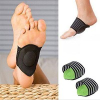 Cushioned Arch Support for Pain Relief & Sore, Flat Feet