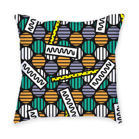 So into this design on Fab! Low Up Throw Pillow #FabForAll