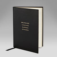 HARDBOUND 'BRUNCHES, LUNCHES, SUPPERS, DINNERS'