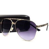 Louis Vuitton LV Women Fashion Popular Summer Sun Shades Eyeglasses Glasses Sunglasses