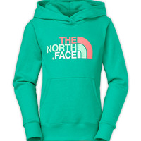 The North Face Kids' New Arrivals GIRLS' MULTI HALF DOME PULLOVER HOODIE
