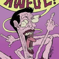 """""""Everything Is Awful"""" - Art Print by M C Wolfman"""