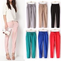 New Stylish Women Sweatpants Sport Haren Pants Trouser Slim Fit Casual Yoga = 1932303812