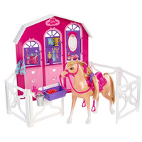 Barbie Sisters' Deluxe Stable