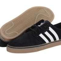 adidas Skateboarding Seeley Craft Canvas/Running White/University Red (Jute) - Zappos.com Free Shipping BOTH Ways