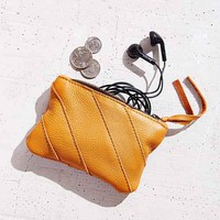 Will Leather Goods Sage Small Zip Pouch-