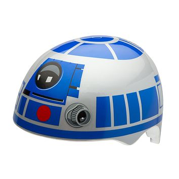 Bell Star Wars Adult, Child & Toddler Bike Helmets Classic R2D2