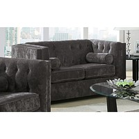 Alexis Collection Loveseat by Coaster