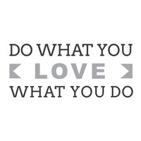 wall quotes wall decals - Do What You Love