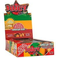 Juicy Jay's Jamaican Rum 1 1/4 Rolling Papers