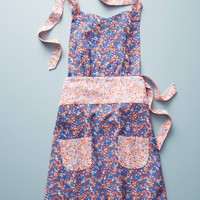 Liberty for Anthropologie Wiltshire Berry Apron