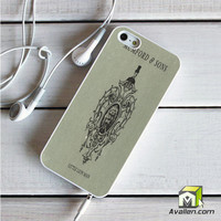 Mumford And Sons Music iPhone 5 5S Case by Avallen