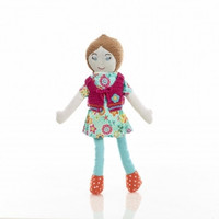 Olivia Fair Trade Knit Doll - Limited Edition